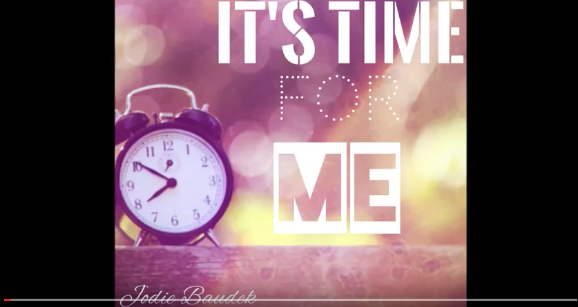 It's Time For Me