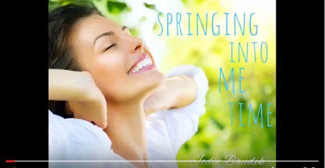 Springing Into Me Time