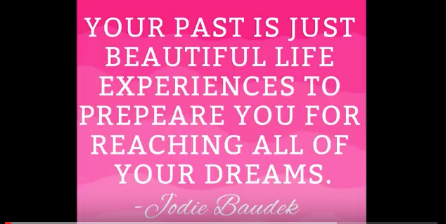 Moving Forward from Your Past