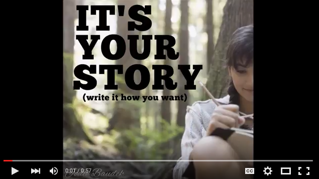 It's Your Story
