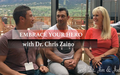 Embrace Your Hero | Interview with Dr. Chris Zaino